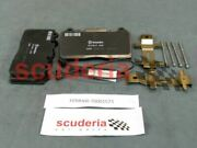 Ferrari 70001573 Front Pad Set With Spring - Fits 430 599 - Genuine Oem Part