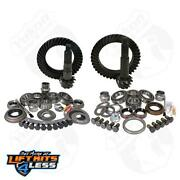 Yukon Ygk002 And Install Kit Package For Jeep Xj And Yj W/ Dana 30 Front/model 35...