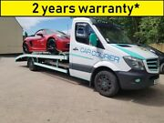 Aluminium Recovery Body Car Transporter Beavertail Chassis Cab Truck