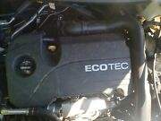 2018 Chevy Equinox 4wd Sport Utility 1.5l Engine Assembly