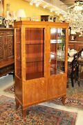 French Antique Display Cabinet | Living Room Furniture