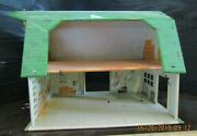 Vintage Toy Barn 1950's Good Condition