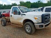 Front Axle Chassis Cab Srw 3.73 Ratio Fits 13-16 Ford F350sd Pickup 321387