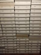 Huge Lot Of 2500 Baseball Cards Dads Collection Liquidation Fire Sale - Free Sh