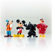 Disney Mickey Mouse - Zaini Chocolate Surprise Egg - 4 Figures Toy A