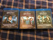 Harry Potter Years 1-6 Blu-ray Disc, 2009, 7-disc Set, Ws