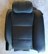 2014 2015 2016 Hyundai Equus Ultimate Rear Left Driver Side Seat Leather Oem Blk