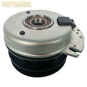 Electric Pto Clutch For Cub Cadet Mtd 917-05001 Free Bearing Upgrade