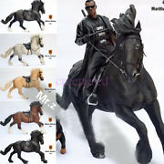 1/6 Mr.z British Shire Horse Animal Doll Model Sh001-005 Fit For 12 Figure