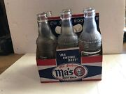 1951 Full 6 Pack Ma's Old Fashion Root Beer