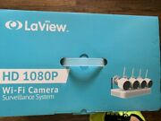 Laview 1080p Wireless Wi-fi Home Security Camera System Cctv Surveillance Andndash F...
