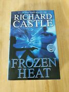 Frozen Heat By Richard Castle F/nf First Printing 2012, Hyperion