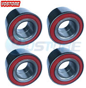 Front And Rear Wheel Bearings Fits Can-am Outlander Commander 1000 850 800 650 570