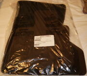 2 Small And 2 Large Brown Automotive Floormats By Racemark International, Llc.