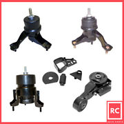 Engine Motor And Trans Mount 5pcs Set Fit 04-06 Toyota Sienna 3.3l Fwd Auto Trans