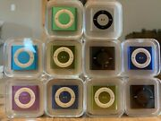 Factory Sealed Multi-colored Apple Ipod Shuffles