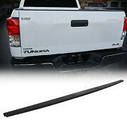 For 2007-13 Toyota Tundra Tailgate Cap Molding Cover Protector Trim W/ Retainers