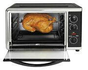 Hamilton Beach Countertop Oven With Convection And Rotisserie Discontinued