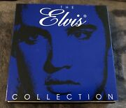Zippo Lighter The Elvis Collection With 4 Elvis Themed Lighters Collectable
