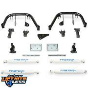 Fabtech K2075 8 Multiple Front Shock Sys. W/per. For 2008-2010 Ford F-250/f-350