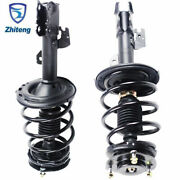Fit For 2007-11 Toyota Camry Front Complete Strut Shock Absorber Spring Assembly