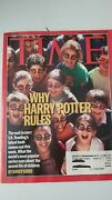 Time Magazine -- June 23 2003 -- Why Harry Potter Rules -- Excellent -- 6/23/03