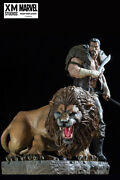 Xm Studios Marvel Kraven Statue Figure In Usa New Sealed Us Seller Ships From Us