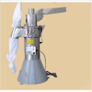 35kg/h Automatic Continuous Hammer Mill Herb Grinder Pulverizer 110/220v Sj