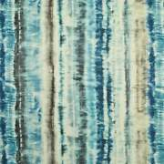 Clarence House Retro Tie Dye Linen Fabric 10 Yards Water Multi