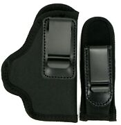 Combo Right Hand Iwb Aiwb Holster And Magazine Pouch For Ruger Sr22 3.5