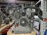 Engine 2008 Mercedes-benz S550 Rwd 5.5l Motor With 100000 Miles