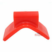 3 Inch And039vand039mounting Width Bow Stop Roller Boat Trailer Non Marking ,polyurethane