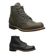 Red Wing Mens Boots Blacksmith Casual Work Ankle Lace-up Leather