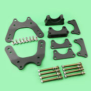 For 1986-1995 Toyota T100 Pick-up 2wd Billet Silver Front 2 Lift Kit