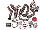 Cx Turbo Kit For 82-92 Chevrolet Camaro Sbc Small Block Header Manifold