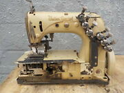 Industrial Sewing Machine Union Special 54-200 J-with Rear Puller-
