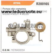 11276403204 Pump Oil Complete Chainsaw Stihl 029 039 Ms290 Ms310 High Quality
