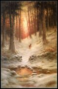 In Deep Midwinter - Chart Diy Counted Cross Stitch Pattern Needlework