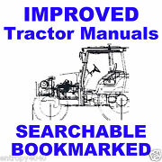 Gravely 5000 Tractor Repair Service Manual And Parts Catalog And More -203- Manuals