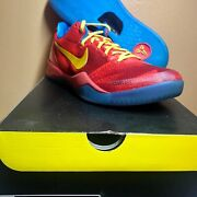 """Nike Kobe System 8 """"year Of The Horse"""" Brand New"""