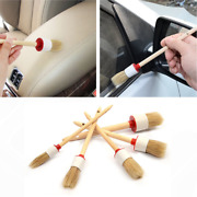 Automobile Truck Dash Board Center Console Car Detailing Cleaning Brushes X5