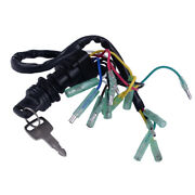 Ignition Key Switch Assy Fit For Yamaha Outboard Motor 115tlra F115tjra 115tlrb