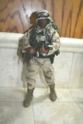 Hasbro Gi Joe 16 Action Figure With High End Accessories - Very Well Equipped