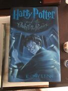 Harry Potter And The Order Of The Phoenix 5 2003j.k. Rowlingfirst Us Edition
