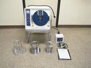 Verteq Spin Rinse 1600 Rinser Dryer Superclean Manual Extra Rotors Control