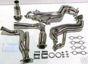 Obx Catted Header 99-05 For Chevy 1500suburbantahoe 4.8l 5.3l Exhaust Header