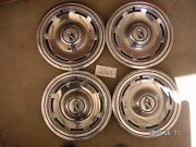 1960and039s 1970and039s Buick Hub Caps 14 Inch Driver Quality    My2065spss