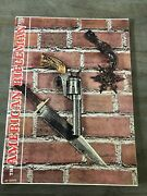 The American Rifleman Issue 1966 April Colt Revolver And Bowie Knife Cover
