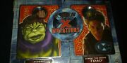 Xmen Movie X Mutations, 2 9 Action Figures Classic Toad And Xmen The Movie Toad
