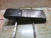 American Way Aw100 Cnc Lathe Turret Assembly Table Linear Scale Unit